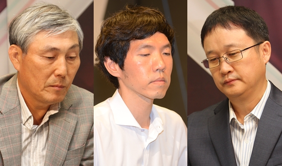 조훈현·유창혁·이창호, 한중일 단체대항전 출격
