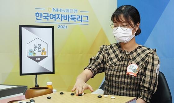 '18전 전승' 최정, 보령머드 챔피언결정전으로!