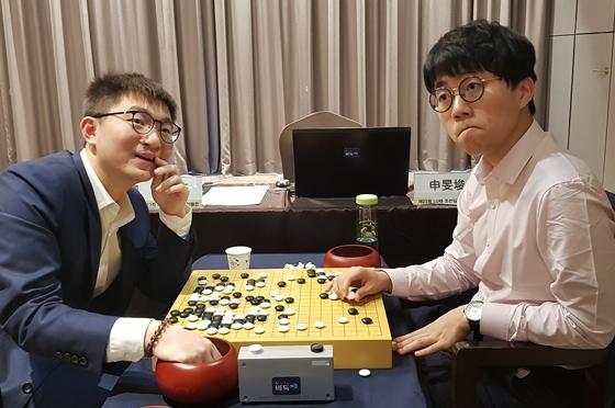 3년 연속 한국은 없다, 결승 '스웨-양딩신' 중·중 대결
