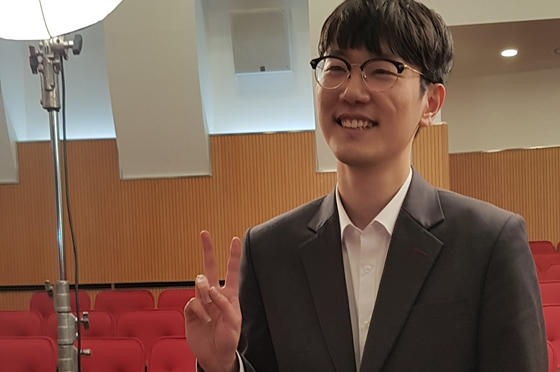 안국현 대역전극 결승행, 한국 4년만에 삼성화재배 결승 진출
