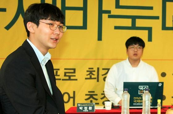 박정환, 국수산맥 세계프로 최강전 우승